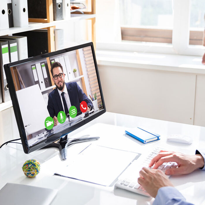 Tips for nailing a video interview