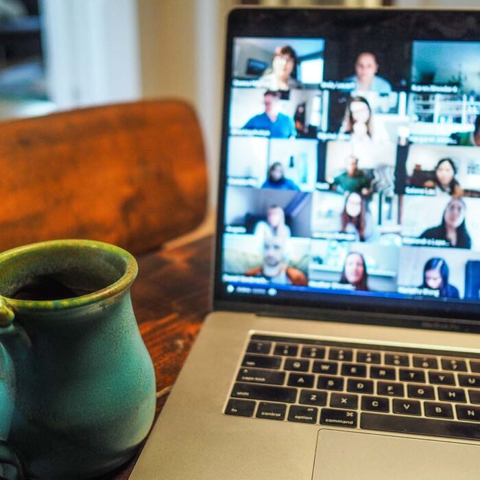 The stages & structure of remote workplaces